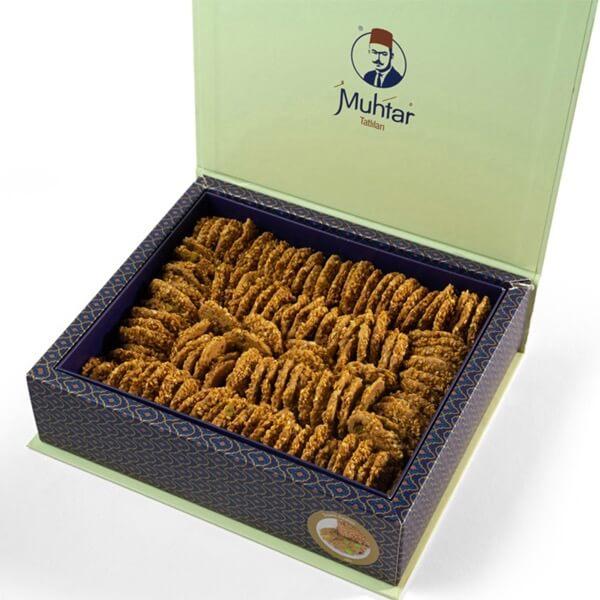 Barazek Sesame Cookies Muhtar 2
