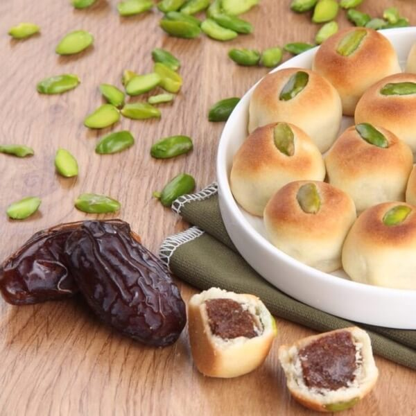 Small Date Maamoul Muhtar 1