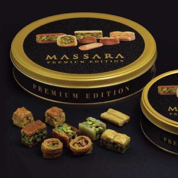 Assorted Baklava Massara 2