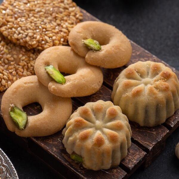 Mix Syrian cookies Aram 1