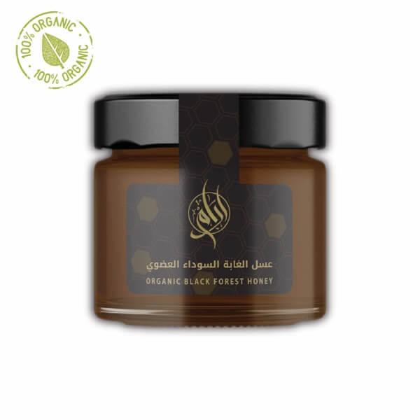 Organic Black Forest Honey 2