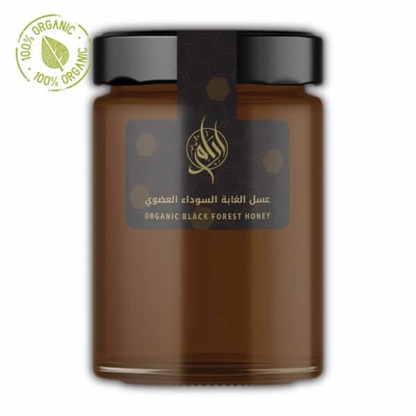 Organic Black Forest Honey 4